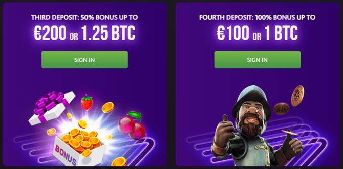 7bitcasino bonus 2