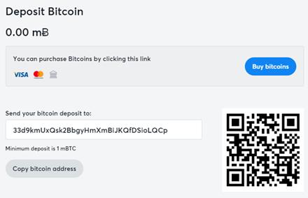 Bitcasino withdrawal