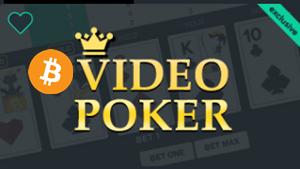 Bitcoin-Videopokeri